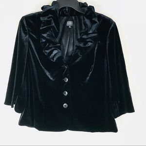 Adrianna Papell Evening Essentials Jacket Sz 16w